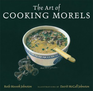 Art-cooking-morels